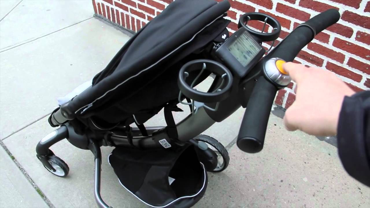 hands on with the 4moms origami stroller youtube