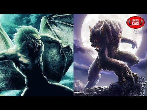 Werewolf Adalah Budak Drakula?! 5 Siluman Terkuat Dari Mitologi dan Legenda Dunia