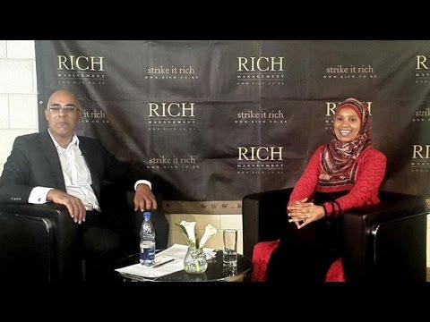 #Mindspeak Q AND A Session, Sumayya Hassan-Athmani, CEO. National Oil @SumayyaAthmani