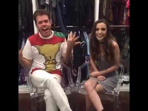 Closet Confessions:  Perez Hilton interviews Cher Lloyd