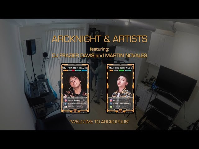 Arcknight & Artists