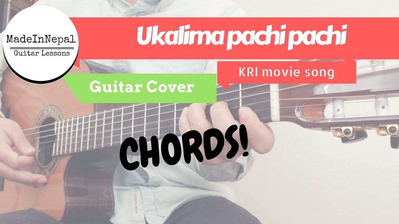 Ukalima Pachi Pachi Kri Song Guitar Cover Chords Youtube