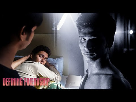 Defining Friendship - Hindi Short Film - Teenage Boy Friends