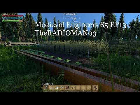 "Medieval Engineers S5 EP13 ""Little bit of Bounty"""