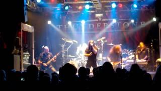 THUNDERSTONE - Tool Of The Devil - Nosturi, Helsinki, Finland 9.4.2015