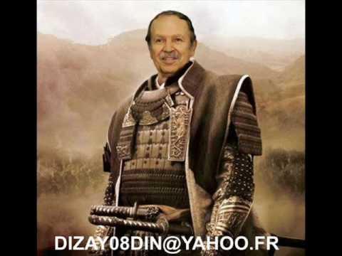 Chanson kabyle dédiée à Bouteflika.wmv