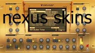 HOW TO INSTALL NEXUS 2 SKINS IN FL NEXUS PLUGINS
