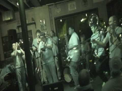 No BS!! Brass CD release party 1-31-2009 Norfolk T...