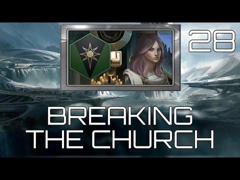 Stellaris   Vovalian Reach: Breaking the Church [CobGames] #28