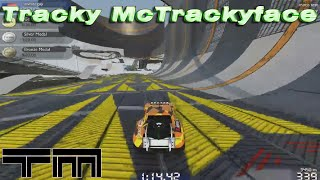 Tracky McTrackyface   Trackmania United Forever