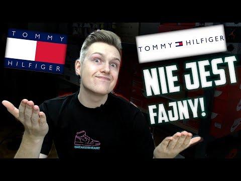 Dlaczego Tommy Hilfiger NIE JEST FAJNY?!