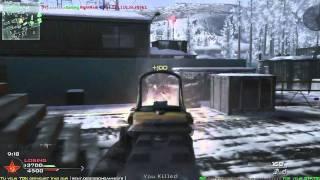 ♣ Gameplay MW2 PC [FR] ♣
