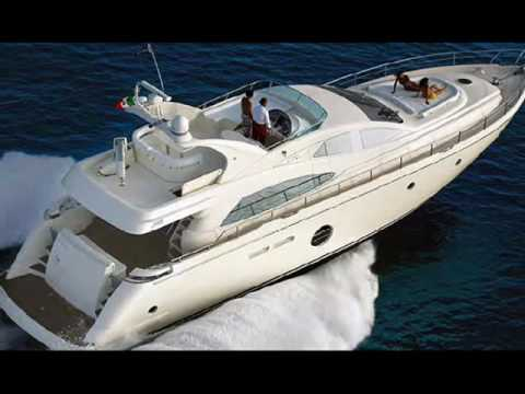 Charter Motor Yacht Aicon 64 Fly in Greece.wmv