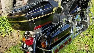 1980 AMF Harley Davidson FLT 80 #TourGlide