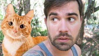 LOST MY MOMS CAT!! (5.20.15 - Day 2213)
