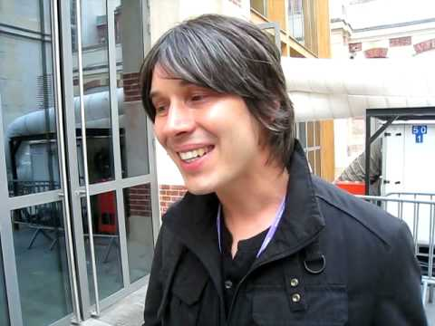 """Interview with """"Rock star physicist"""" Brian Cox"""