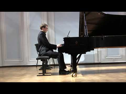 Prokofiev, Piano Sonata No. 7 In B Flat Op. 83. Andrey Romanov