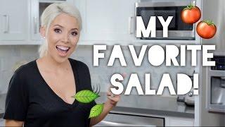 My Go To Salad Recipe!  LustreLux