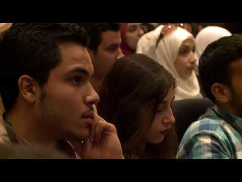 The right investment by Yaman Aboujaib TEDx Arab International University