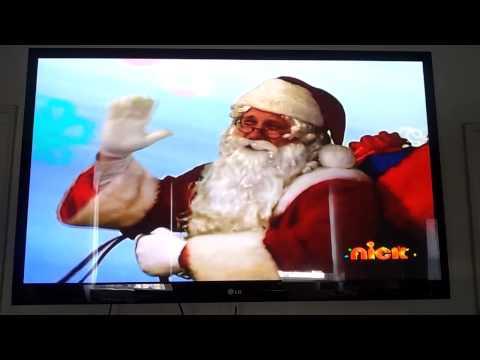 Spongebob Santa Claus!