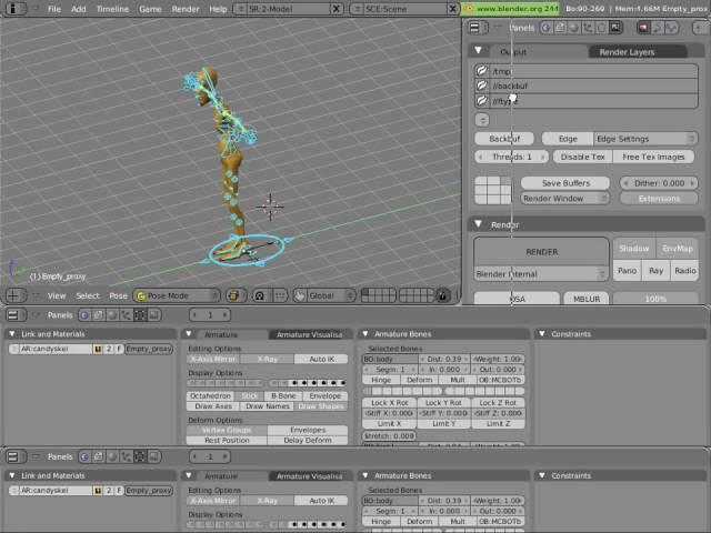 The Mancandy FAQ - ManCandy - Animation Setup