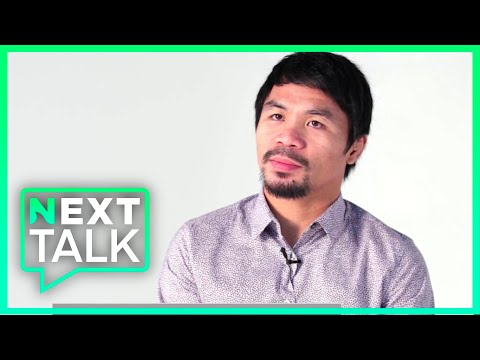 Manny Pacquiao Interview: On Fighting Floyd Mayweather