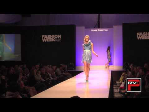 Oliver Tolentino El Paseo Fashion Week Palm Springs 2011 Part 2