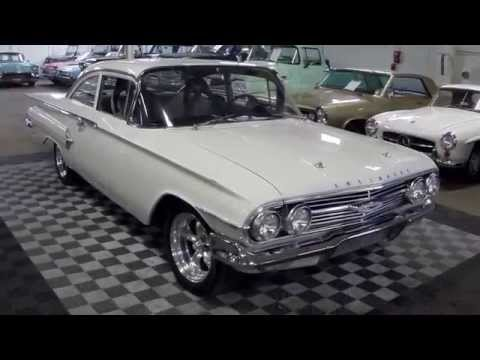 1960 Chevrolet BelAir For Sale