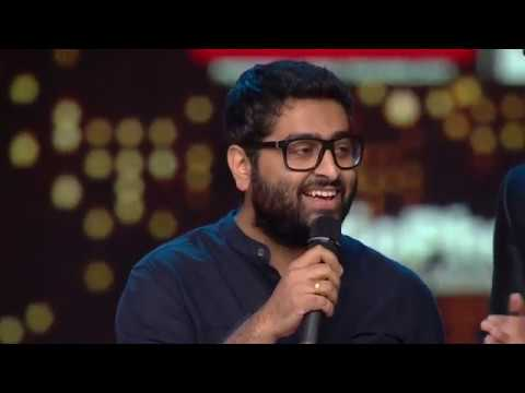 Arijit Singh || Jio Filmfare Awards || Best Playback Singer