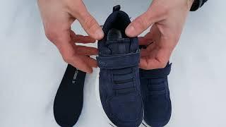 Обзор детских кроссовок ECCO COOL KIDS