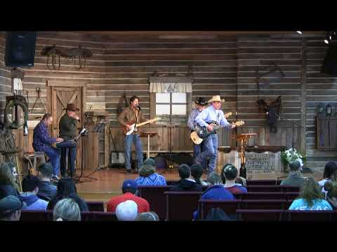 "Worship Song - ""Come, Now is the Time to Worship"", Cowboy Church of Ennis"