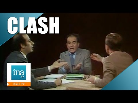 Clash : Georges Marchais à Cartes Sur Table | Archive INA