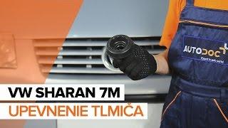 Užívateľská príručka VW Sharan 7n online