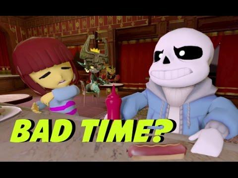 SFM: A Bad Time For Sans...