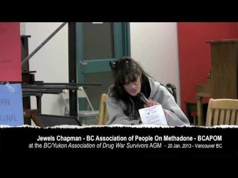 BC/Yukon Assc of Drug War Survivors - BCAPOM Rights