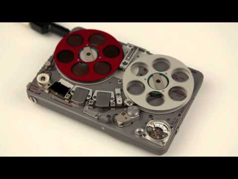 Nagra SN Micro Reel to Reel Playback Test