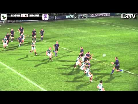 Leeds Varsity 2013 - Rugby Union Finale