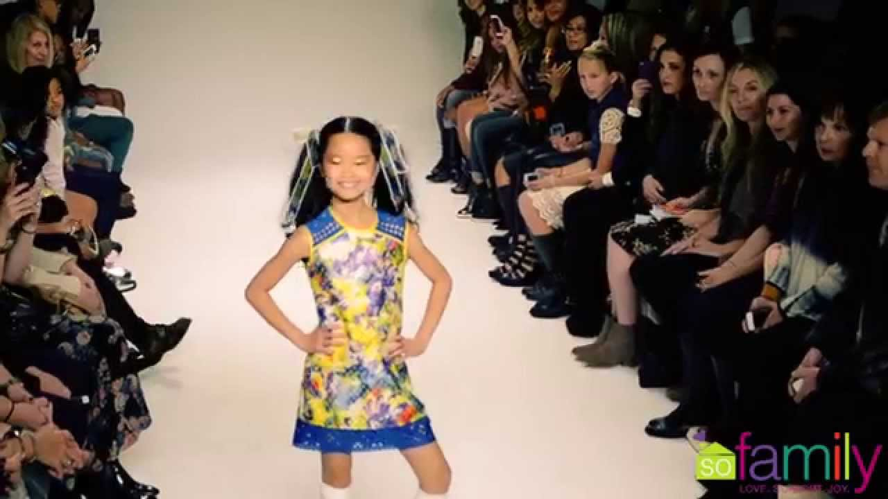 Petiteparade Kids Fashion Week Nyc Watch In Hd 1080p Youtube