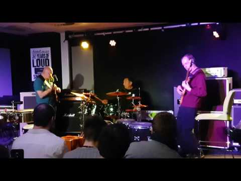 Alex Acuña DRUM SOLO - LIVE 2017