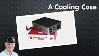 FLIRC: A Cooling Case for the Raspberry Pi 4? Does it work? (Quickie)