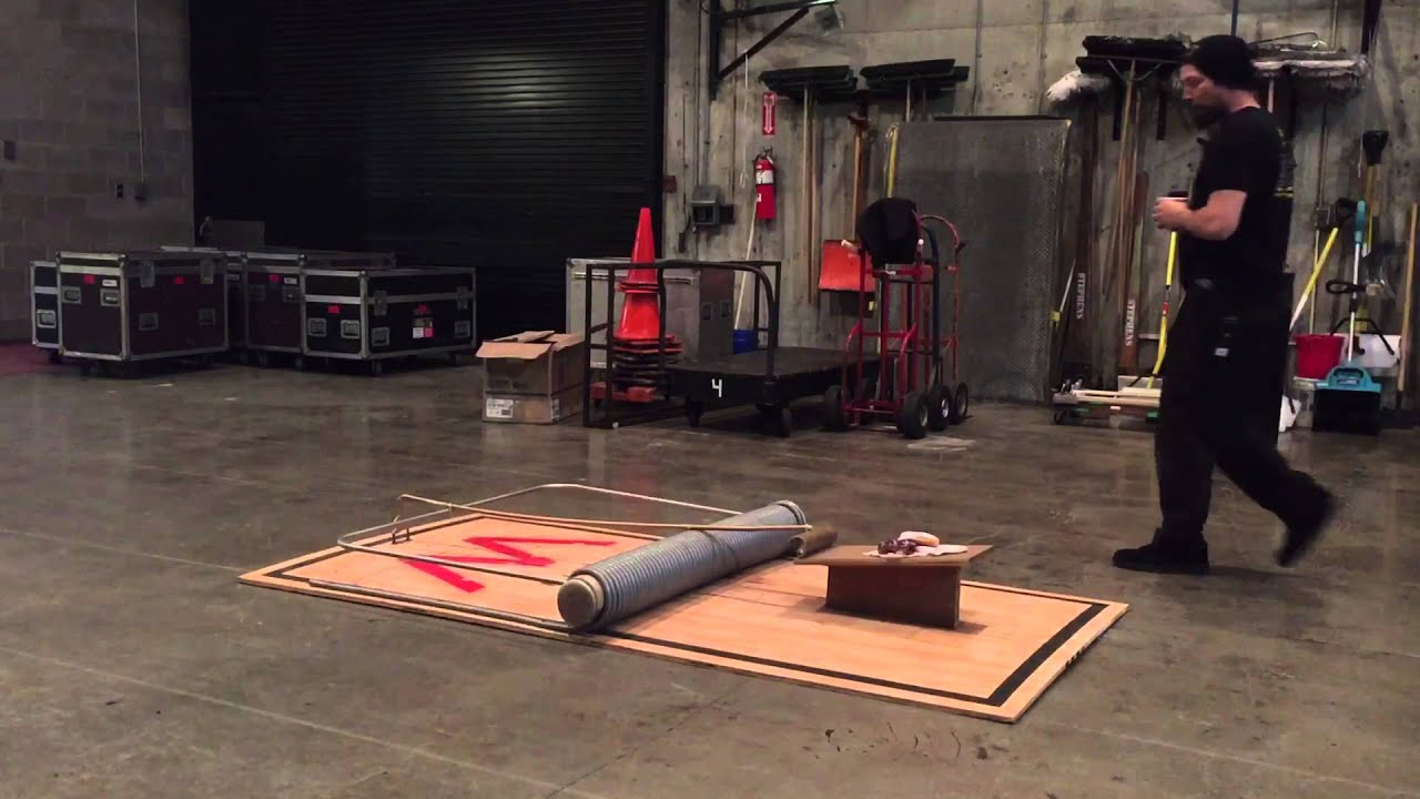 how to catch a stagehand youtube