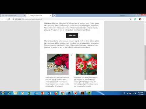 Create Fluid Email Template In Adobe Dreamweaver CC