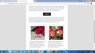 إنشاء السوائل قالب البريد الإلكتروني في برنامج Adobe Dreamweaver CC