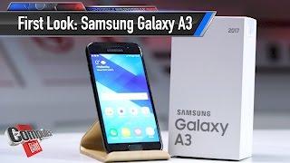 Samsung Galaxy A3 (2017): Mittelklassiger iPhone-Killer?