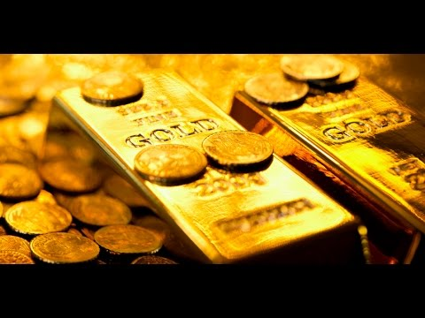 Dream & Vision: VAST RICHES AWAIT - Gold Fireplace