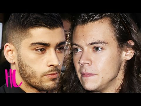 Harry Styles Pissed At Zayn Malik For New One...