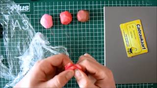 Tutorial 6 ~ How To Make Your Own Fimo Buttons