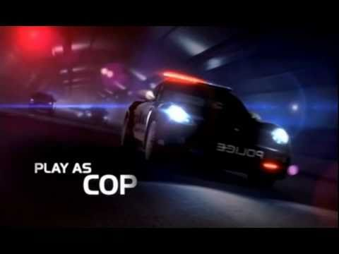 Fake Need for Speed Hot Pursuit Trailer (to Tron: Legacy)
