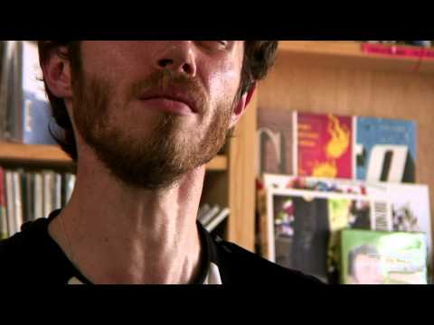 James Vincent McMorrow: NPR Music Tiny Desk Concert
