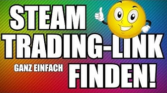 STEAM TRADING-LINK FINDEN - Tutorial [GERMAN][FULL HD]
